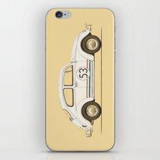 Famous Car #4 - VW Beetle iPhone & iPod Skin