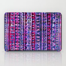 Hau'oli Stripe Purple iPad Case