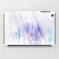 Watercolor Abstract 2 iPad Case