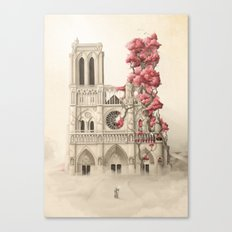 Revenge of the Nature XV: New Religion Canvas Print