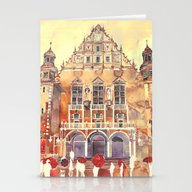 Poznań Stationery Cards
