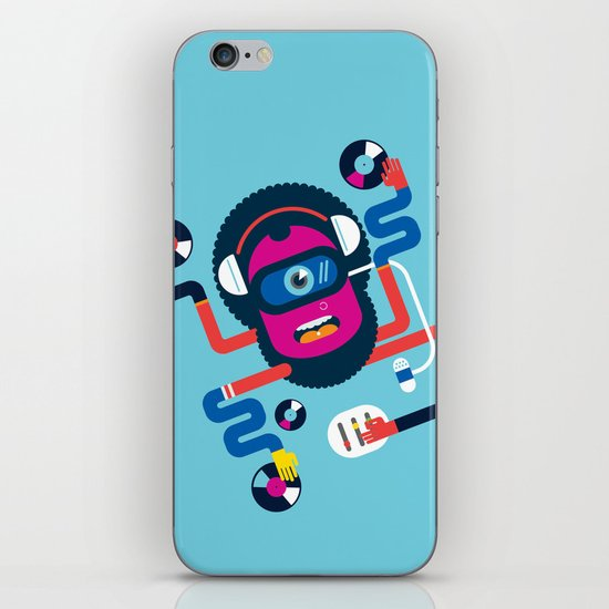 DJ iPhone & iPod Skin