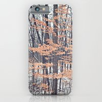 iPhone & iPod Case featuring Snow in the Woods by Kurt Rahn