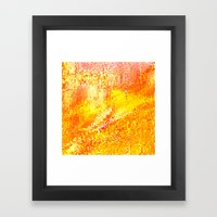 Gold Framed Art Print
