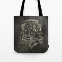 Gryffindor House Tote Bag