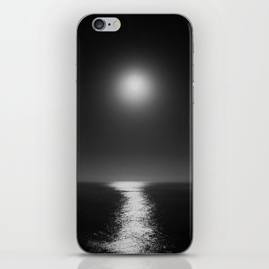 Moonlight Mist iPhone & iPod Skin