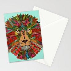 lion mint Stationery Cards