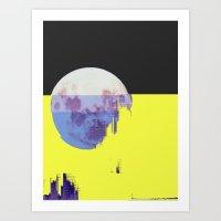 lnrlght Art Print
