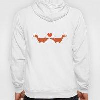Fox Love Hoody