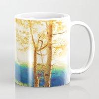 Faded Aspens Mug