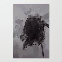 leaf four Canvas Print
