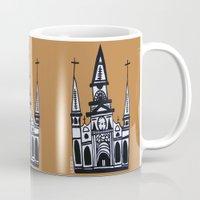 I Heart St. Louis Cathedral  Mug