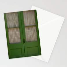 Doors of Clinton Stationery Cards