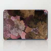 FLORAL PINKS iPad Case