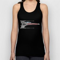 Red Leader to Goose, It's A TRAP! Unisex Tank Top