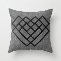 WELOVEHUMANS Throw Pillow
