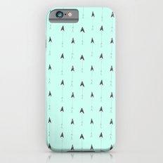 mint magic arrows Slim Case iPhone 6s