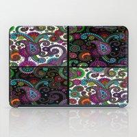 Paisley Panels iPad Case