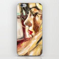 Antonella iPhone & iPod Skin