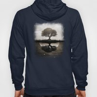 The lone Night reflex Hoody