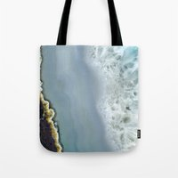 Blue Agate II Tote Bag