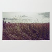 Autumn Field II Rug