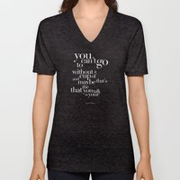 Little Things - One Direction (2) Unisex V-Neck