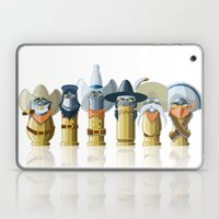 The Toon Bullets (aged version) Laptop & iPad Skin