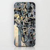 iPhone & iPod Case featuring Gaze by Arash_illusive