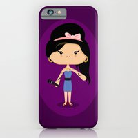 iPhone & iPod Case featuring Amy by Sombras Blancas Art & Design