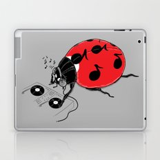 DJ beatLE  Laptop & iPad Skin