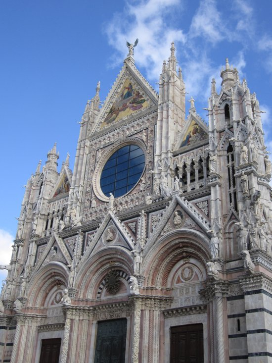 Siena Cathedral Art Print
