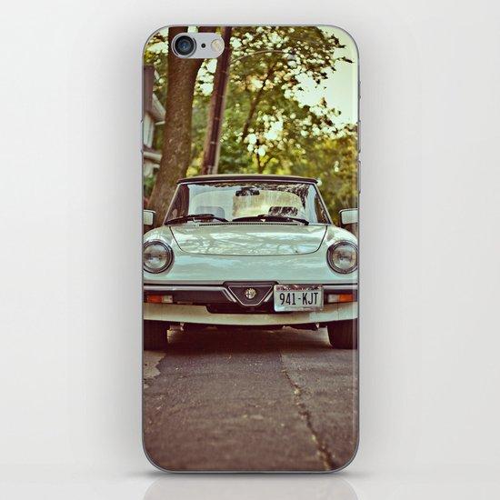 Alfa iPhone & iPod Skin