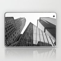 New York Building Laptop & iPad Skin