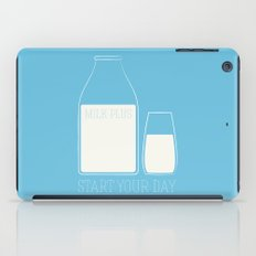 Milk Plus iPad Case