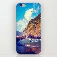 Terre 2  iPhone & iPod Skin