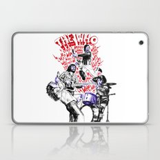 Who Are You ? Laptop & iPad Skin