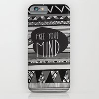 FREE YOUR MIND iPhone 6 Slim Case