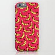 Vendedor De Bananas iPhone 6 Slim Case