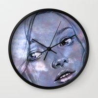 Submerged Wall Clock