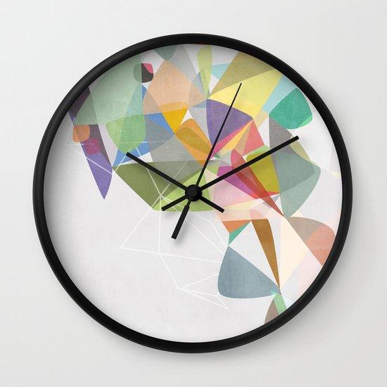 Graphic 201 Wall Clock