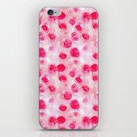 Ch-ch-ch-cherry Bomb iPhone & iPod Skin