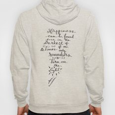 Happiness - Dumbledore  Hoody