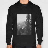 River through the Mountains Hoody