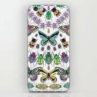 Beetles, Bugs And Butter… iPhone & iPod Skin