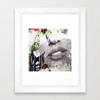 Catherine Framed Art Print