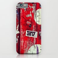 graffiti iPhone & iPod Cases featuring Graffiti by Limmyth
