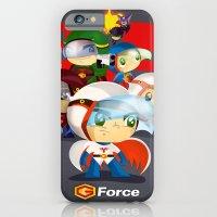 G Force iPhone 6 Slim Case
