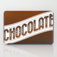 Chocolate iPad Case