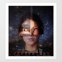 Station 53x5 Art Print